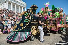 <b>Império do Papagaio - Helsinki Samba Carnaval 2013</b>