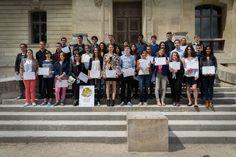 Photo de groupe des lauréats récompensés - Photo SAAMD2