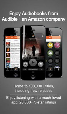 App Shopper: Audiobooks from Audible (Books) Listen To Reading, Social Media Apps, Last Man, Itunes, Audio Books, Iphone, Flipping, Classroom, Class Room