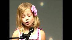 Jackie Evancho   O Mio Babbino Caro   June 2009  Singing Contest