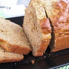 Fat-Free, Sugar-Free & Cholesterol-Free Banana Bread! Recipe