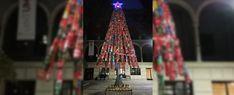 Árbol de Navidad - Campus Sostenible (26/12/2017)