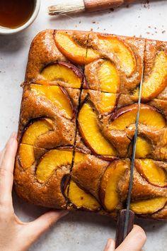Vegan Baking Recipes, Vegan Dessert Recipes, Vegetarian Recipes, Best Vegan Cake Recipe, Vegan Fruit Cake, Cake Recipes, Casserole Recipes, Easy Desserts, Tortillas Veganas