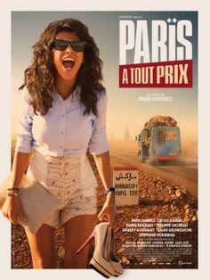 Affiche de Paris à tout prix réalisé par Reem Kherici