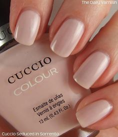 Cuccio Seduced in Sorrento swatch Perfect for everyday Cuccio Nails, Shellac Nails, Manicure And Pedicure, Essie Gel, Pedicures, Opi, Joy Nails, Beauty Nails, Gel Polish Colors