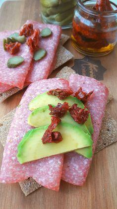 Pittige crackers