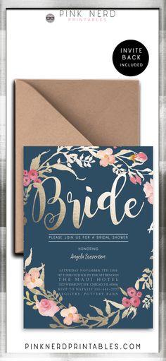 bridal shower invitations wedding shower invitations cheap bridal shower…