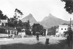 Rio de Janeiro Cosme Velho Século XIX