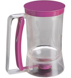 Cupcake/Pancake Batter Dispenser....Just got one of these and I can't wait to try it out!