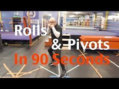 Rolling and Pivots - 90 Seconds Boxing Tips Boxing Fight, Boxing Gym, Mma Boxing, Boxing Workout, Boxing Techniques, Krav Maga Techniques, Martial Arts Techniques, Karate Training, Muay Thai Training