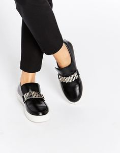 Image 1 of ASOS DOTE Trainers