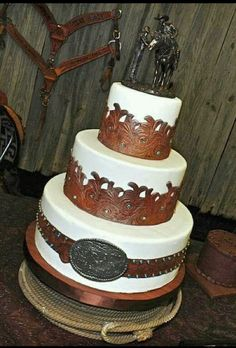 Rely like this wedding cake..