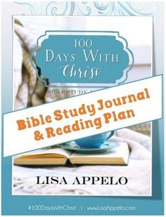 Use this free Bible study for women to connect with God in a fresh way! Discover how this FREE journal and Bible plan lets you read the 4 gospels like never before as you walk with Christ chronologically in daily reading. || Lisa Appelo #biblestudiesforwomen #devotionals #freebiblestudies #lisaappelo