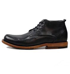 Lee Chukka Boot Black