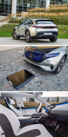 Mercedes-Benz Generation EQ - 5 Luxury Electric Vehicles to Expect by the Year 2020
