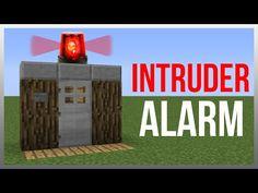 Minecraft 1.10: Redstone Tutorial - Password Armour Lock! - YouTube