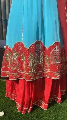 Amritsar, Ahmedabad, Anarkali, Indian Fashion, Ethnic Fashion, Punjabi Wedding, Toronto Wedding, Half Saree, Boutique