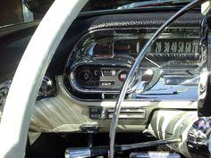1957 Cadillac BiarritzRed