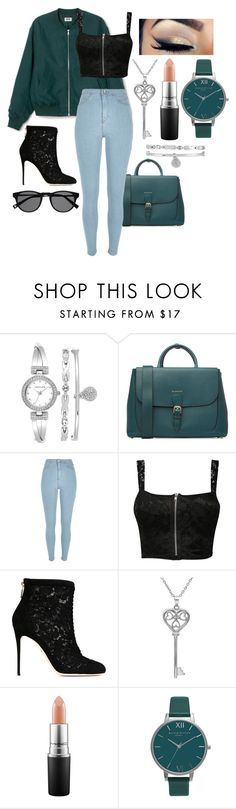 """""""i can never make him love me"""" by cutiepiemandiii ❤ liked on Polyvore featuring Anne Klein, Burberry, River Island, Pilot, Dolce&Gabbana, Amanda Rose Collection, MAC Cosmetics, Olivia Burton, women's clothing and women"""