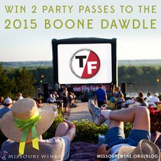 Win 2 Party Passes to the 2015 Boone Dawdle