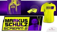 #MarcusSchulz #DmitryBuldakov #DesignForMarcusSchulz #ScreamTwo #TechnoMusic