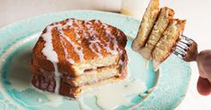 Inspired by a trip to Thailand, this Thai interpretation of Western French toast starts with deep-frying white bread in a wok to golden perfection. Thai Cooking, Cooking Recipes, Asian Cooking, Thai Recipes, French Toast Caserole, Yummy Treats, Sweet Treats, Recipe Email, Candy Cakes