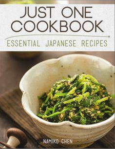 Just One Cookbook – Essential Japanese Recipes