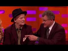 The Graham Norton Show-Matt Damon, Bill Murray, Hugh Bonneville- Part 4 - YouTube