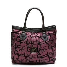 GF Ferre - sur eboutic Handbags, Pattern, Fashion, Fashion Styles, Branding, Moda, Totes, Patterns, Purse