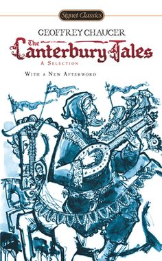 read this in high school and enjoyed it, time to re-read - The Canterbury Tales