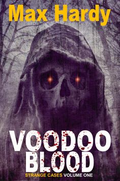 Voodoo Blood, my next novel, a psychological thriller, is coming in October.