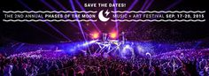 Phases of the Moon Music + Art Festival - Sept 17-20, 2015 Illinois