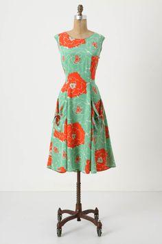 Backswept Dress