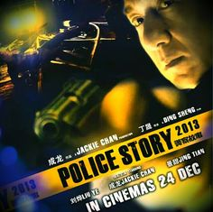 To all #jackiechan #fans !!! Dont #forget to #booked your #christmas / #xmas #eve !!! Coz #policestory is #back in #2013 #version !!! #watch with me in #tgv #cinemas !!!