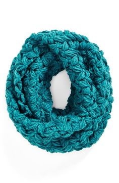 IN PURPLE --- Collection XIIX Crochet Infinity Scarf available at #Nordstrom