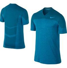 Nike Men's Dri-FIT Knit Short Sleeve Shirt - Dick's Sporting Goods