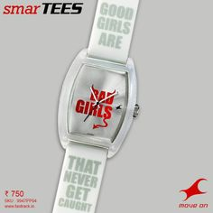 Opinion is just a matter of perspective #SmarTEES http://fastrack.in/product/9947pp04  #Fastrack #Tees #Lines #Watch #White #Bad #Girls