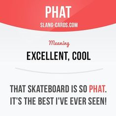 Let's learn some Slang       #idiomas #inglés