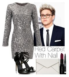 """Red Carpet with Niall"" by lovatic92 ❤ liked on Polyvore featuring Slate & Willow, Rebecca Minkoff, Smashbox and Rimmel"