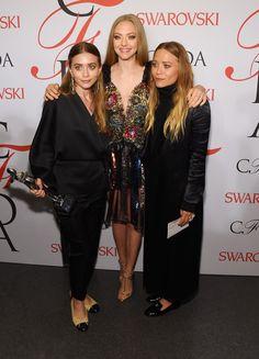 Ashley Olsen Photos - 2015 CFDA Fashion Awards - Winners Walk - Zimbio