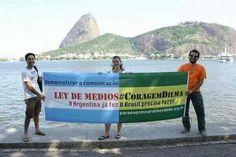 Lei de Meios (de Comunicação) - a Argentina já fez, falta o Brasil.