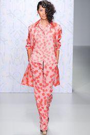 Holly Fulton - Pasarela London Fashion Week S/S 2014