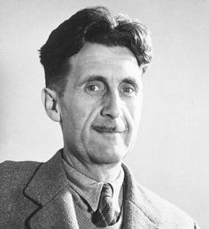 """""""At 50, everyone has the face he deserves."""" George Orwell (1903-1950) was the author of Nineteen Eighty-Four (1949) and Animal Farm (1945)."""