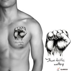 black power tattoos - Google Search