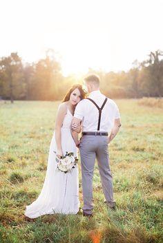 Stephanie + Dustin
