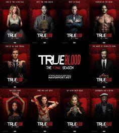 True Blood Season 7 promo. Gutted its the last season :(