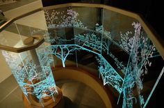 cool crystal retail exhibits - Google Search