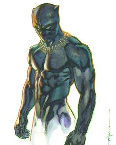Black Panther by Brian Stelfreeze