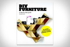 DIY Furniture: A Step-by-Step Guide Paperback by Christopher Stuart (~$15) http://www.amazon.com/exec/obidos/ASIN/1856697428/