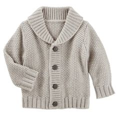 How Cute Is This Cable Knit Button Front Cardigans For